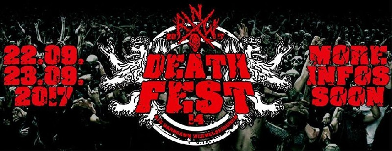 NRW DEATHFEST, THE 14th Attack (Kombi-Ticket)