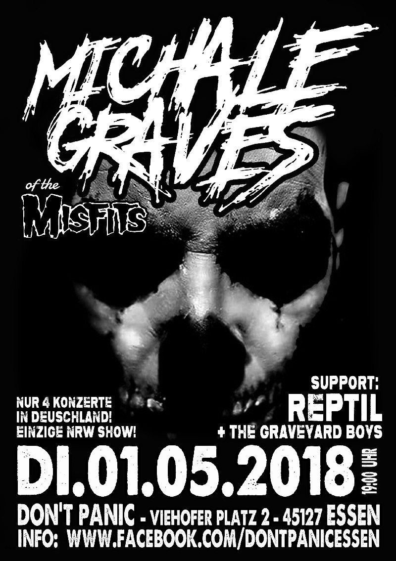 Michale Graves + Reptil,The Graveyard Boys